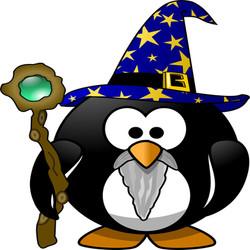 The Wizard Penguin