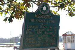 MS Monument in Vicksburg