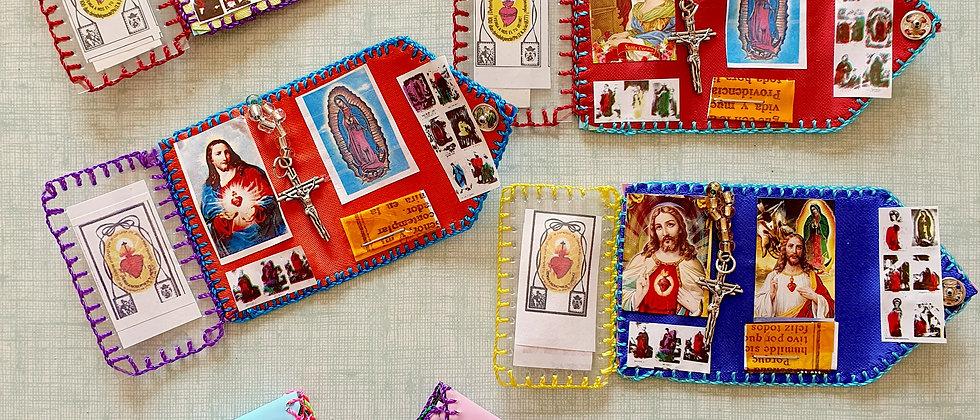 Amulette de poche méxicaine