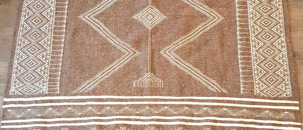 Tapis berbère Tunisien 100% laine