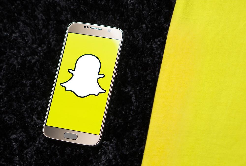 Snapchat als Bewerbungstool