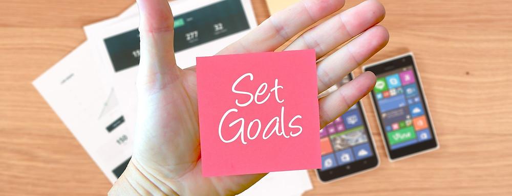 Warum Ziele so wichtig sind?