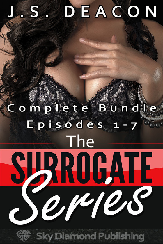 The Surrogate Series - now available on KU