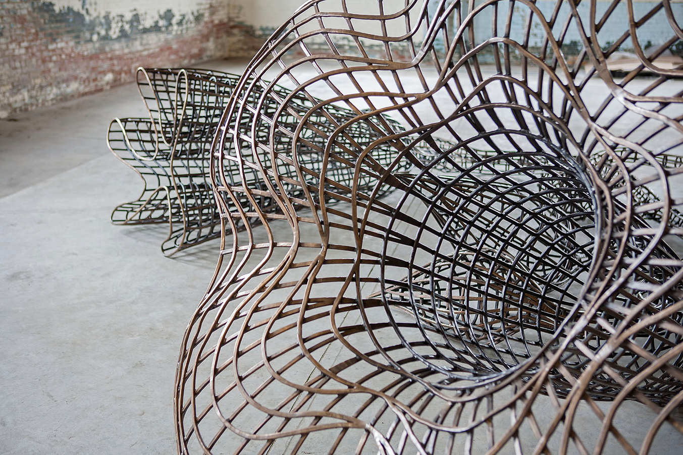 Sopheap Pich Morning Glory Ignition Arts Bronze