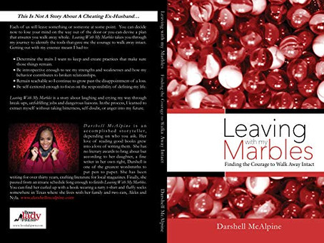 Book Review of Leaving With My Marbles