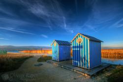 Maisons bleue