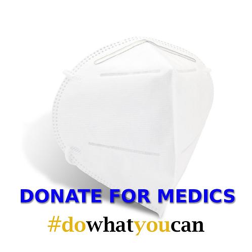 Donation - KN95 Filtering Facepiece Respirator, 10 pcs/box