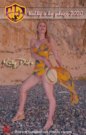 Kelly à la plage 2020