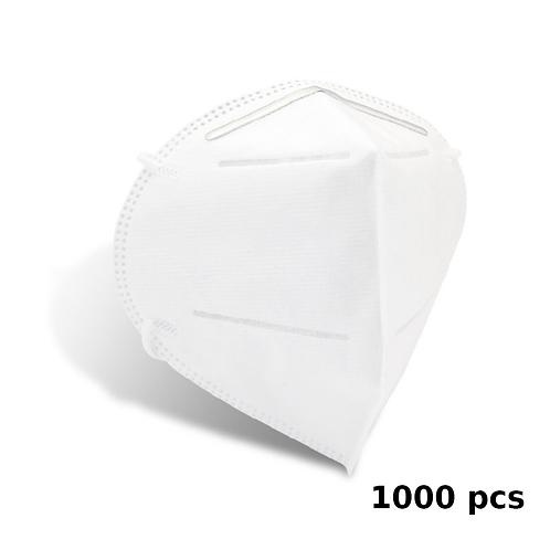 KN95 Filtering Facepiece Respirator  1,000 pcs   $3.70/pcs
