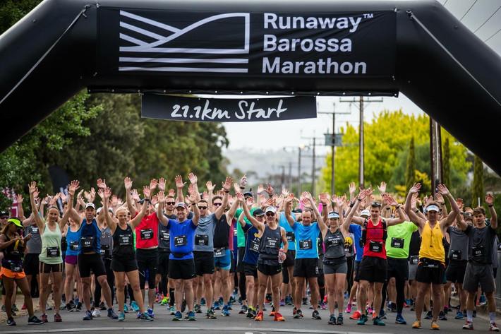 Runaway Barossa Marathon