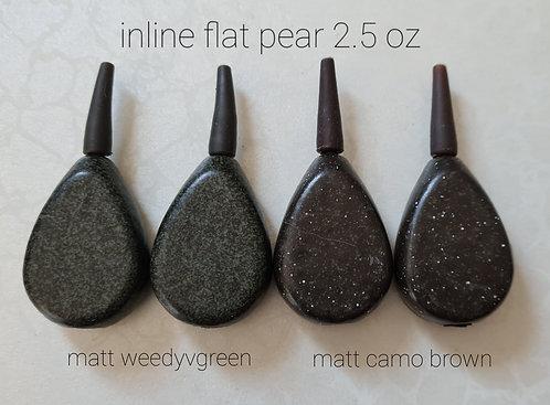 Scruffs inline flat pear