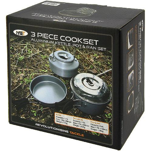 NGT Aluminium outdoor cook set