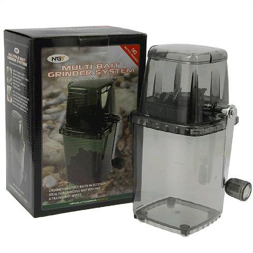NGT Bait grinder system