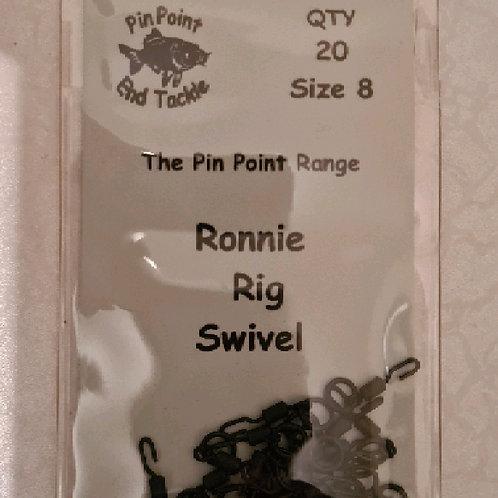 WeedCamo Ronnie rig swivels