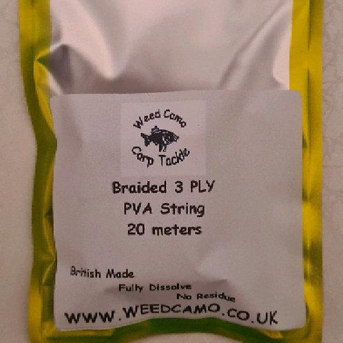 WeedCamo PVA string 20 mtrs