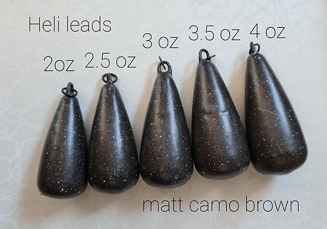 Scruffs heli lead