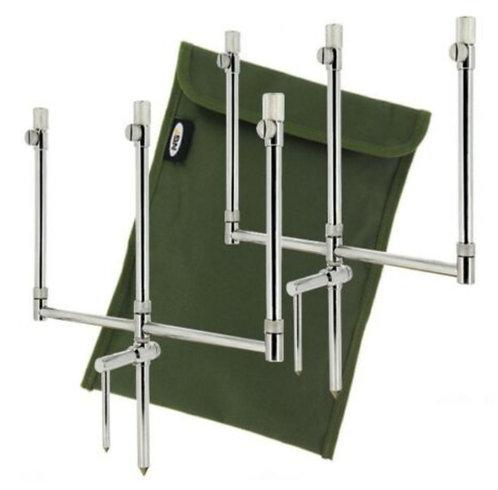 NGT adaptable 3 rod setup