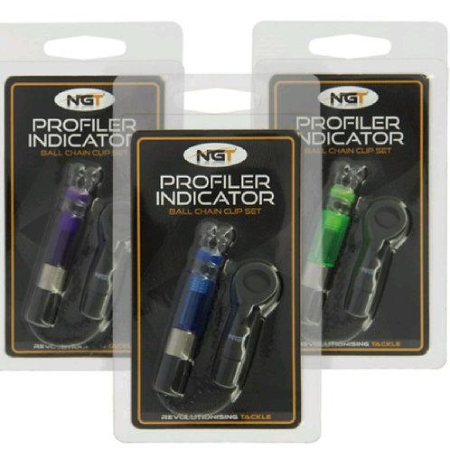 NGT Profiler indicators
