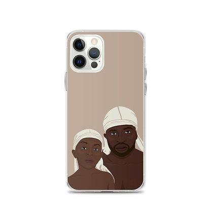 Fatherhood iPhone 12 Case