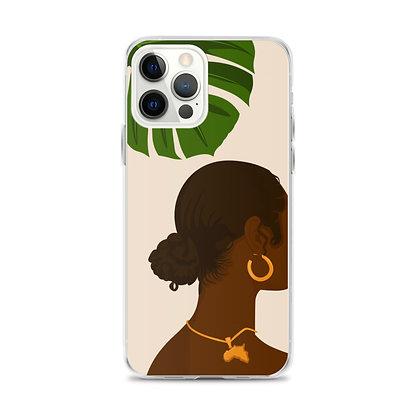Dalilah iPhone Case