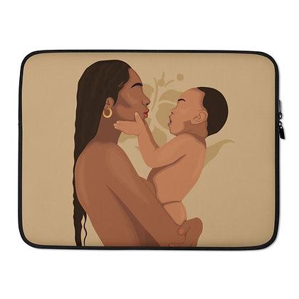 Motherhood Laptop Sleeve