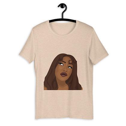 Thinking Short-Sleeve Unisex T-Shirt