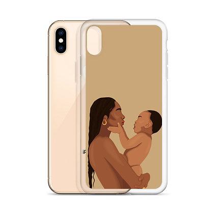 Motherhood Pt2 iPhone Case