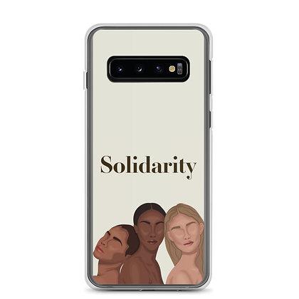Solidarity Samsung Case