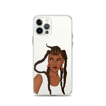 Nneoma Clear iPhone 12 Case