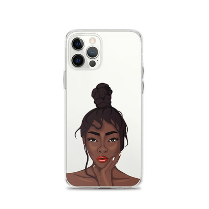 Get Serious iPhone 12 Case
