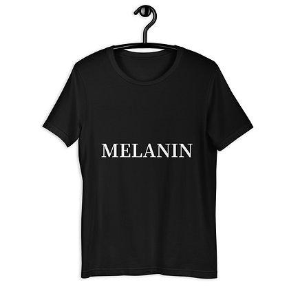 Melanin Short-Sleeve Unisex T-Shirt