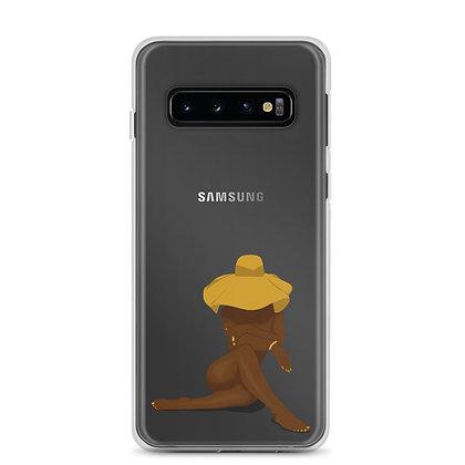 Femme Clear Samsung Case