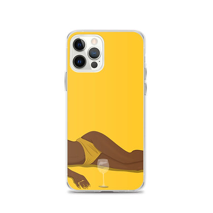 Wine and Chocolate iPhone 12 Case