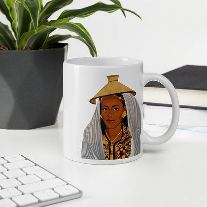 Ethiopian Queen Mug