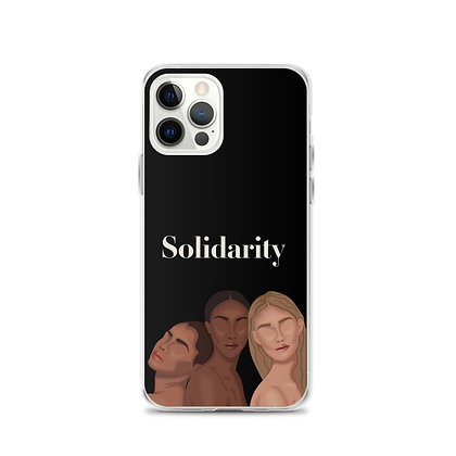 Solidarity iPhone 12 Case