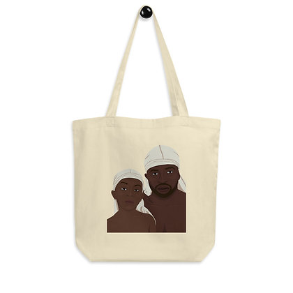 Fatherhood Eco Tote Bag