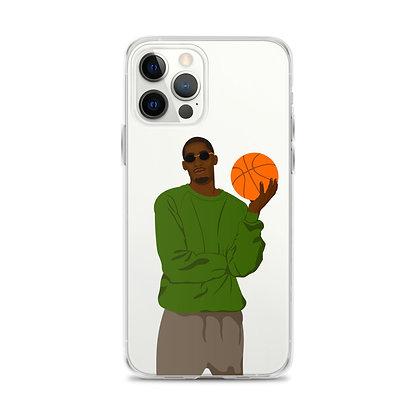 Baller Clear iPhone Case
