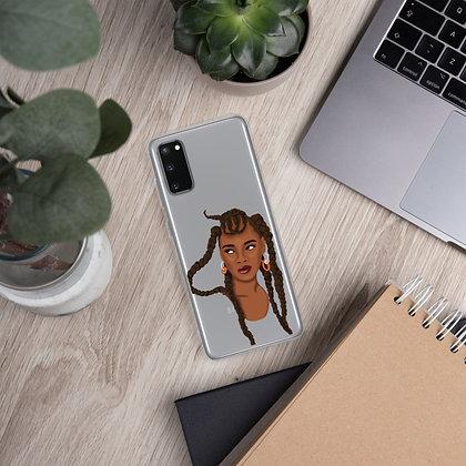 Nneoma Clear Samsung Case