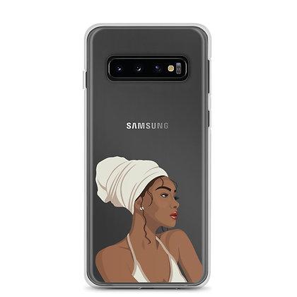 Still  clear Samsung Case