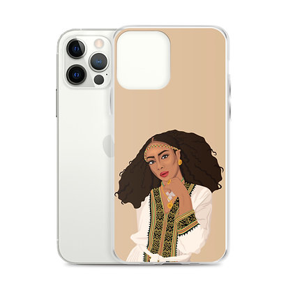 Hagere iPhone Case