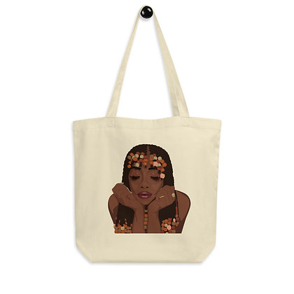 Pearls Eco Tote Bag