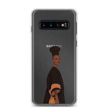 Nobelle clear Samsung Case