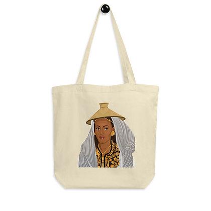 Ethiopian Queen Eco Tote Bag