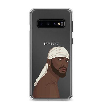 Durag clear Samsung Case