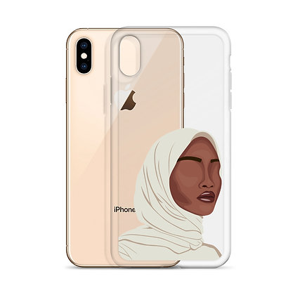 Humble Clear iPhone Case