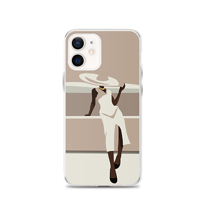 Woman iPhone 12 Case