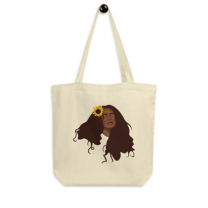 Sunflower Eco Tote Bag