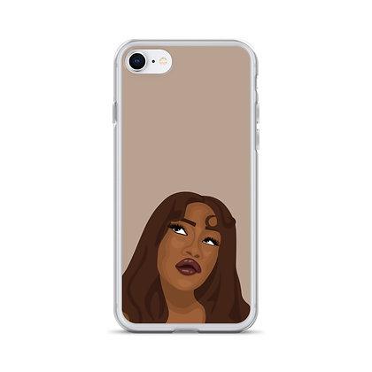 Thinking iPhone Case