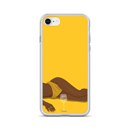 Wine and Chocolate iPhone Case