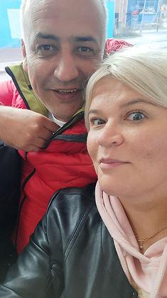 Anne and Branko
